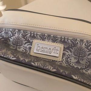 Benefit cosmetics Snow White rare makeup case bag